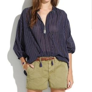 Madewell Openview Tunic
